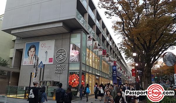 omotesando-hills-shopping-mall-tokyo