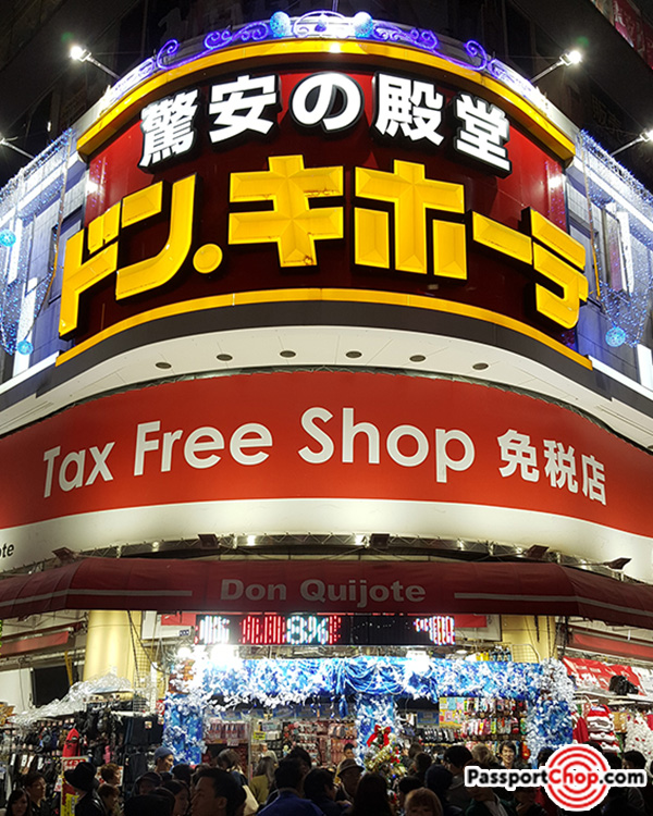 shinjuku-don-quijote-shopping-tax-free