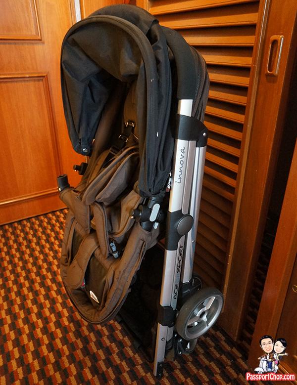hotel jen penang stroller free rental borrow