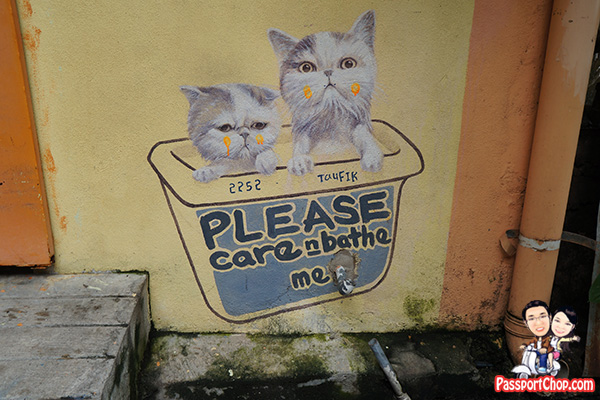 please care and bathe me 101 lost kitten penang