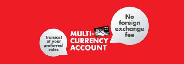 dbs multi-currency account mca online spending
