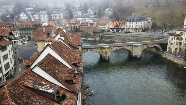 old city bern switzerland