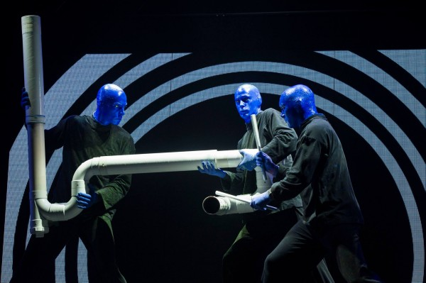 blue man group singapore review