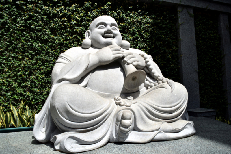batam Maha Vihara Duta Maitreya Buddhist Temple