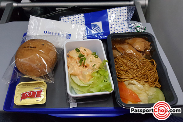 united airlines lunch san francisco singapore direct flight
