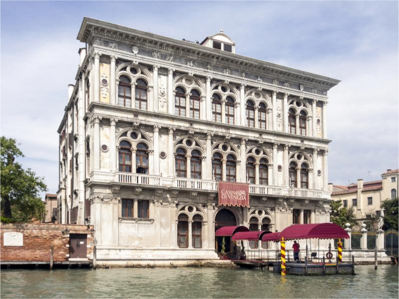 Ca Vendramin Calergi Casino di Venezia Venice