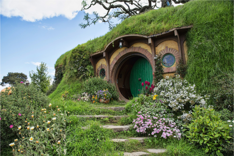 hobbiton new zealand north island