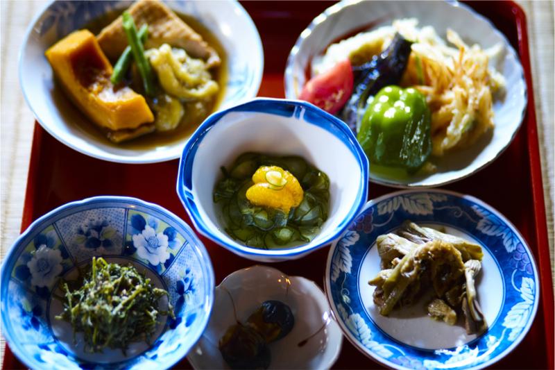 Shojin Ryori Kyoto food