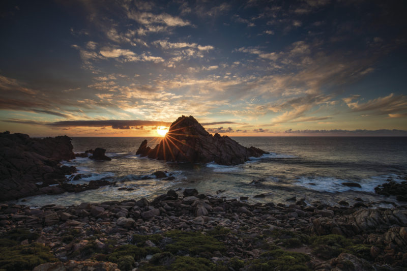 Sugarloaf Rock, Leeuwin Naturaliste National Park