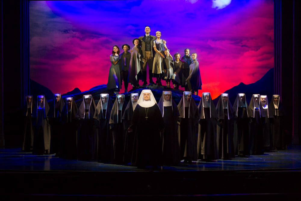 Sound of Music Review Finale Song