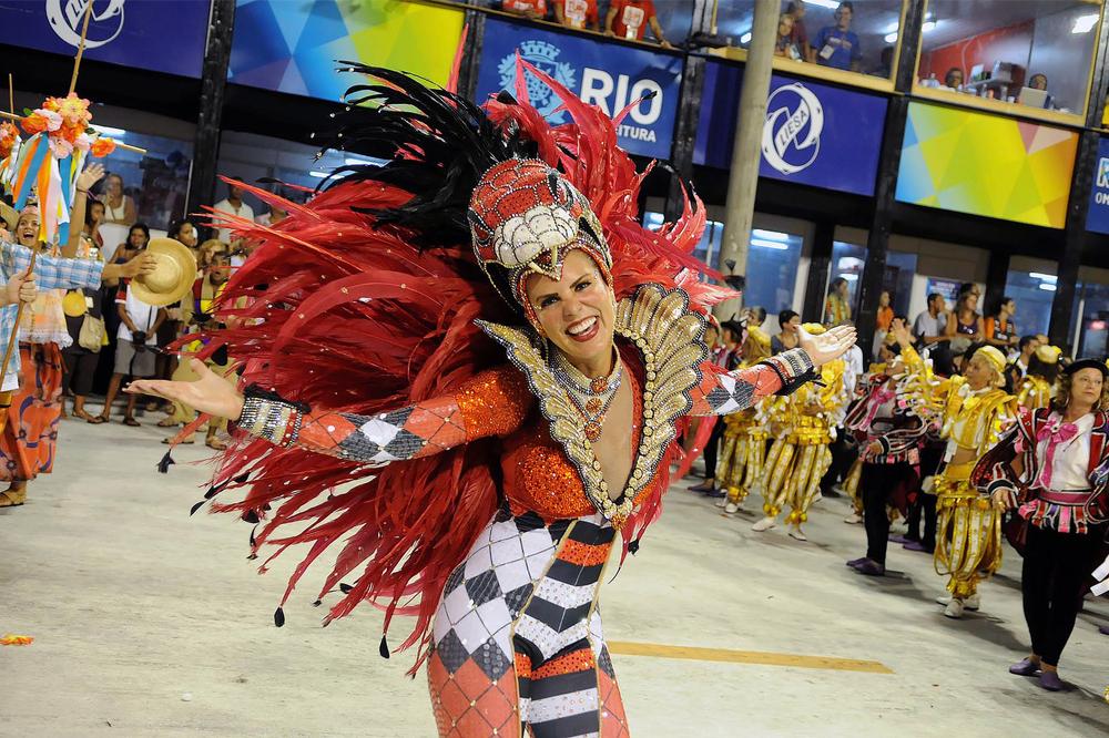Rio Carnaval Brazil