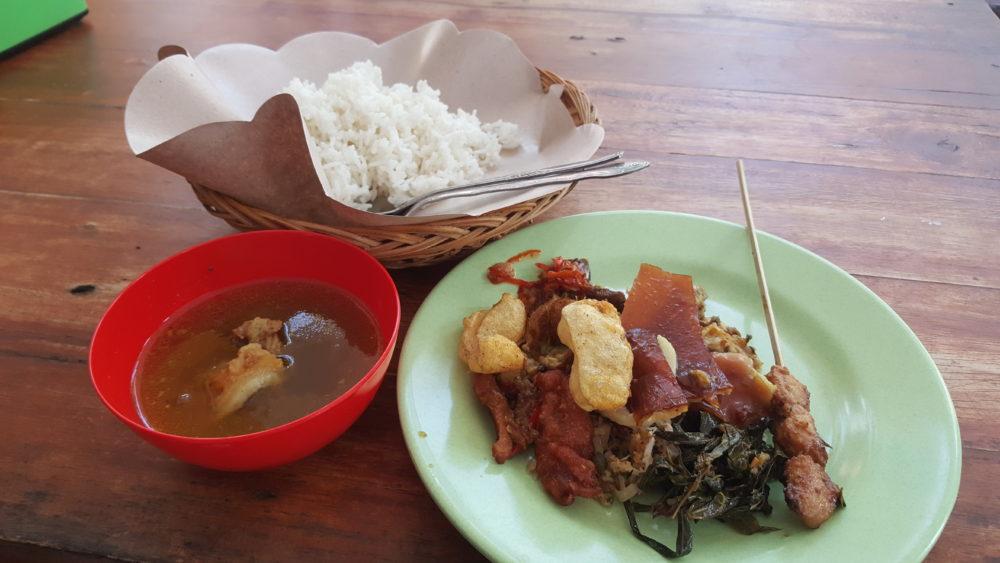 babi guling warung kuta beach bali