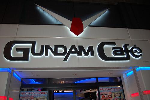 Le Gundam Café