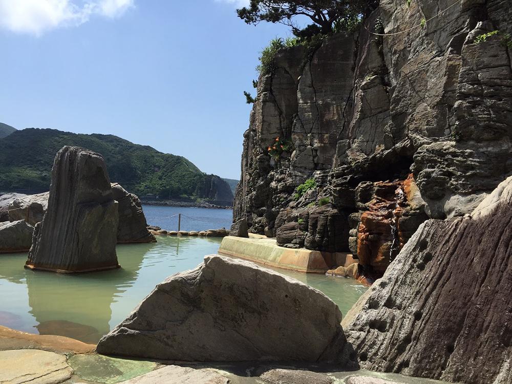 kouzushima outdoor onsen recreation center hot spring