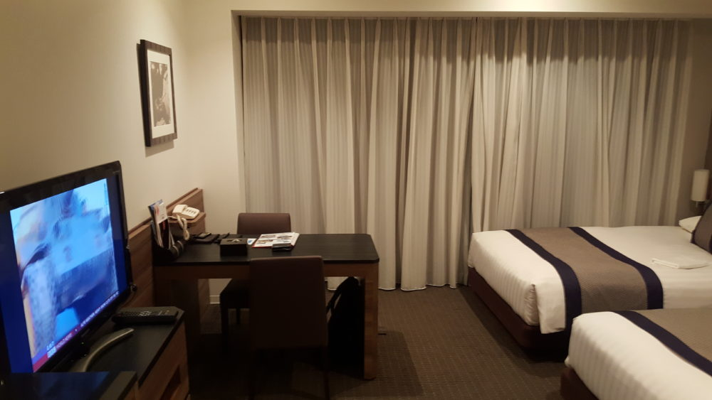 palace hotel omiya saitama review