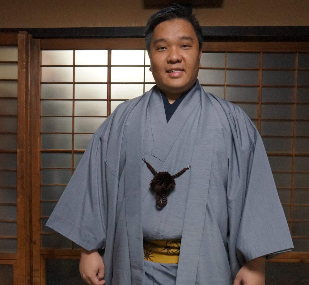 kimono sarah kawagoe rental male