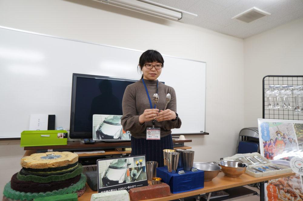 spoon polishing Tsubame City Migakiya Ichibankan