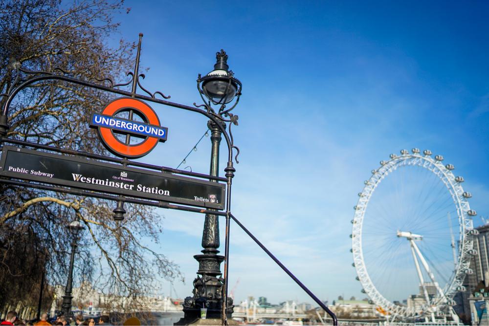 london tube underground
