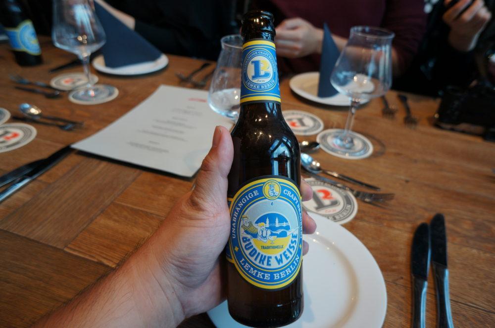 Brauhaus Lemke am Alex Beer brewery craft beer