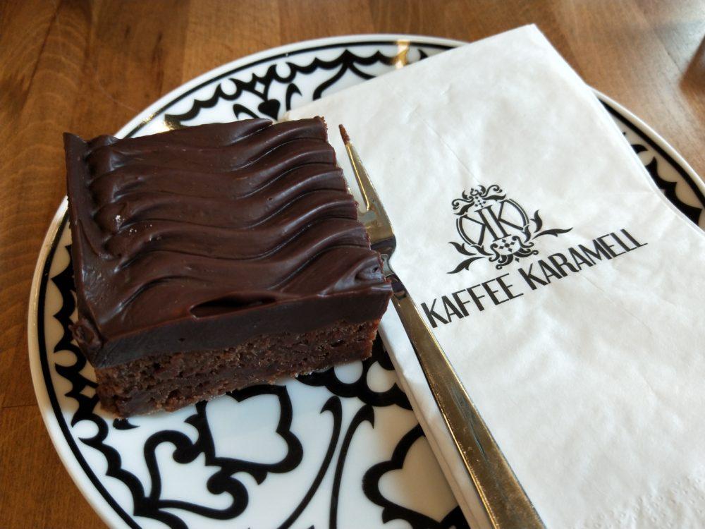 Brownie Dessert Capri by Fraser Berlin