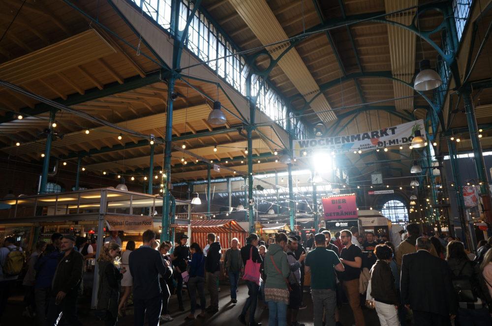 Markthalle Neun Market Hall 9 Kreuzberg