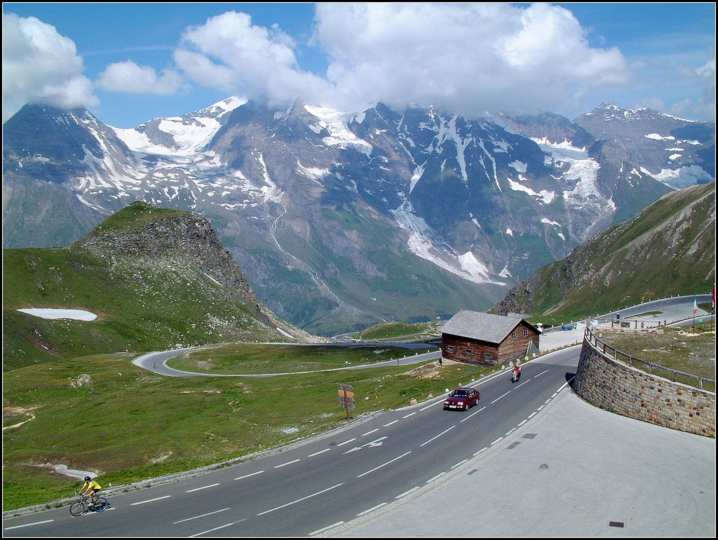 Grossglockner Hochalpenstrasse Austria