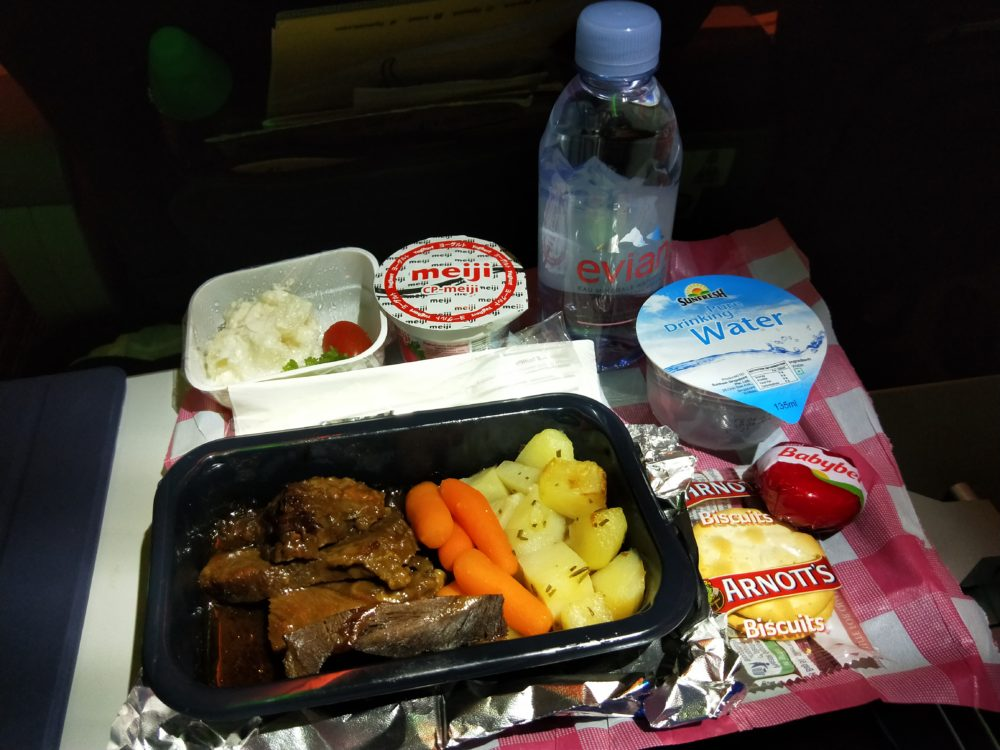scoot long haul meal bundle beef