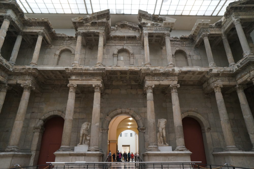 Pergamon Museum Miletus Gate Ancient Greece