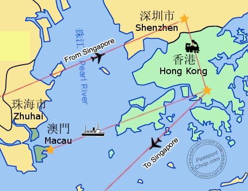 Shenzhen hong kong macau trip summary singapore travel blog pearl river delta shenzhen hong kong macau itinerary gumiabroncs Gallery