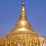 Golden Pagoda Myanmar